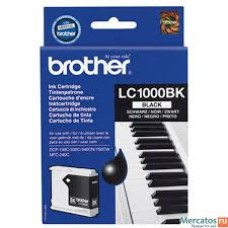 Картридж Brother LC-1000Bk DCP130C/330C/MFC-240C/5
